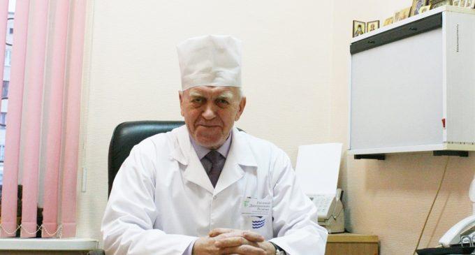 Curriculum vitae (Ход жизни) доктора Величко