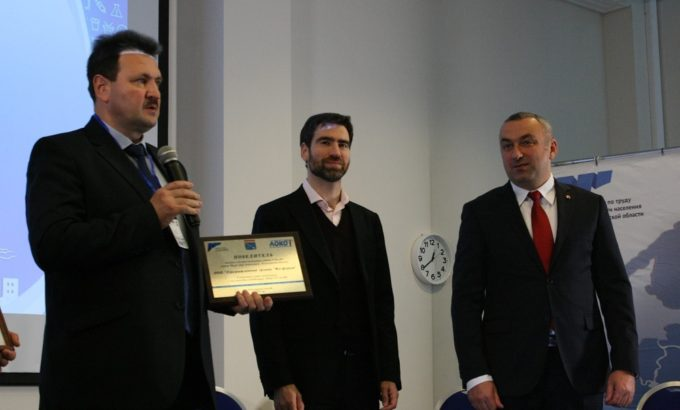 Сергей Леонтьев, Дмитрий Ялов и Алексей Брицун