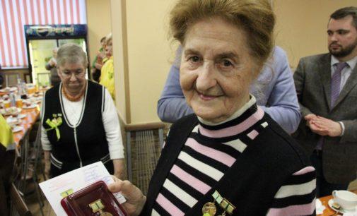 В преддверии юбилея Ленинградской победы