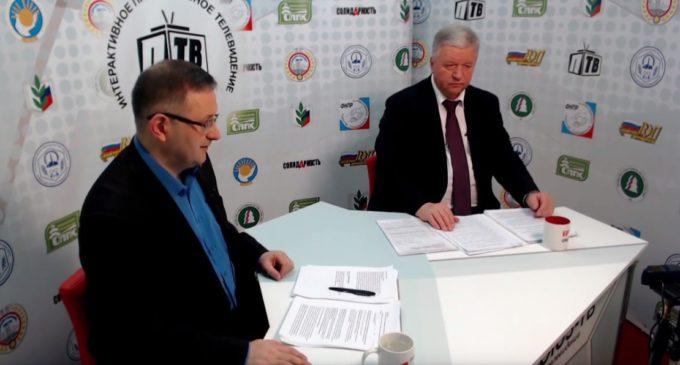 Михаил Шмаков: сила в объединении