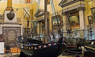 Хранители морской истории