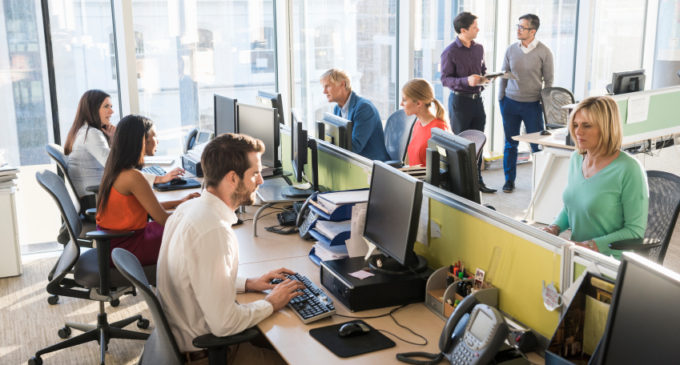 Работа в офисе без медосмотра?