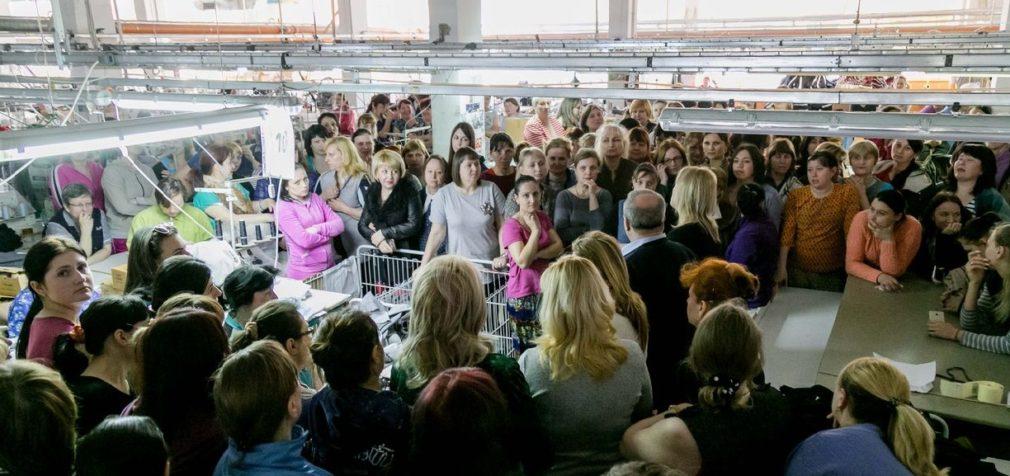 Молдавия: швейники против произвола администрации