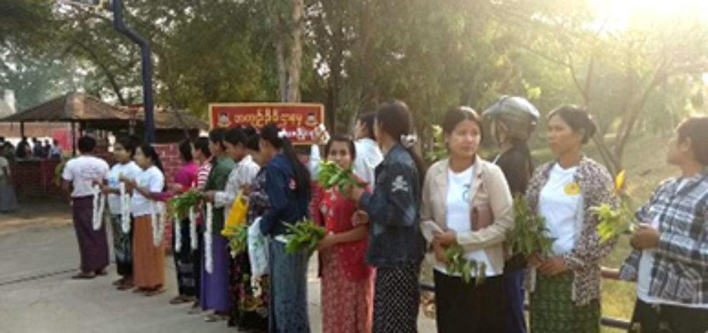 Мьянма: профсоюзные активисты освобождены, борьба продолжается