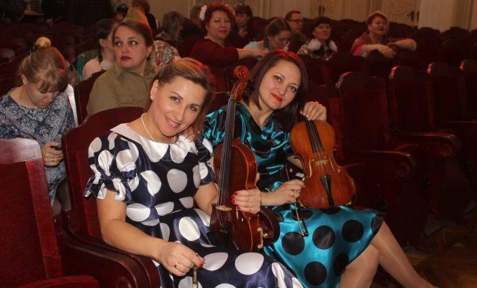 Оксана Светличная и Маргарита Казакова еще не знают, что станут победителями