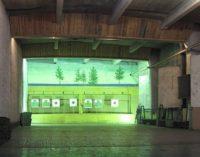 Профсоюзные спортсмены отстрелялись на Крестовском
