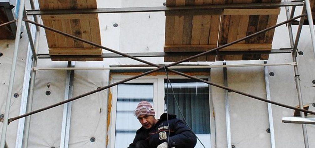 Сезон ремонта крыш и фасадов
