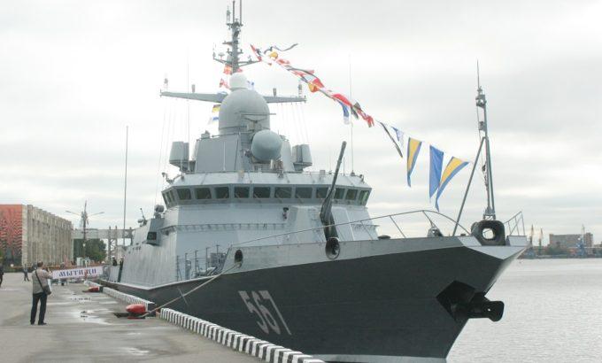 Малый ракетный корабль «Мытищи»