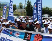 Турция: рабочие требуют признать профсоюз