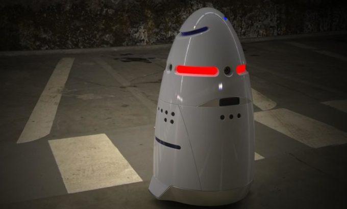 Робот охранник К5