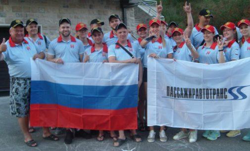 Петербуржцы – снова первые в рабочем спорте