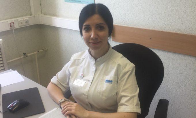 Инна Арзуманова