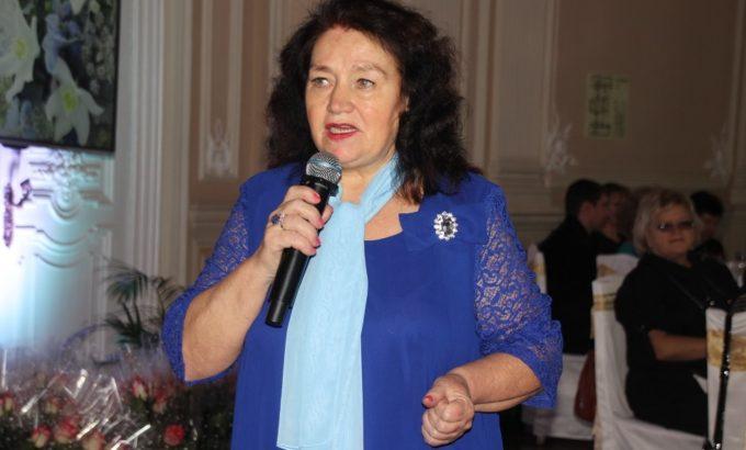 Татьяна Новицкая.