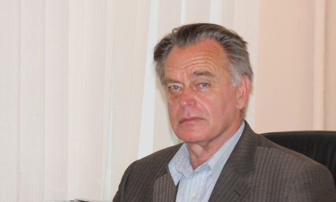 Владимир Кузнецов.