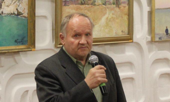 Виктор Федосов.