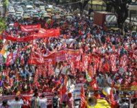 Индия: против приватизации госсектора