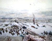 В память Ленинградской победы