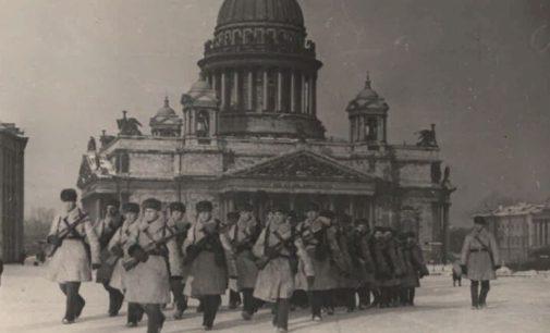 В память о всех, кто спасал Ленинград