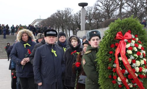 Ленинградская победа жива в сердцах петербуржцев