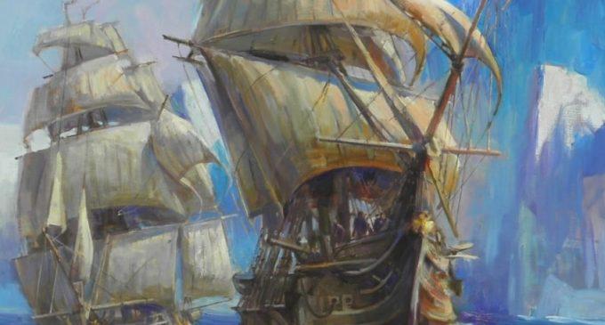 Русские мореплаватели взяли Антарктиду, «как берут крепость»