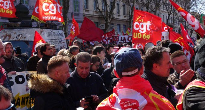 Франция: в защиту права на забастовку