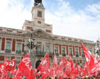 Испания: профсоюзы за обеспечение СИЗ