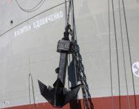 Адмиралтейские верфи: новый траулер спустя тридцать лет