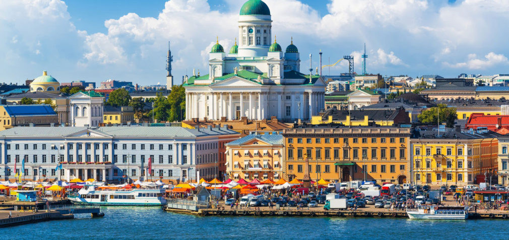 Финляндия: удаленка и компенсации