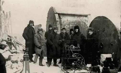 Пять нитей жизни или прорыв энергетической блокады Ленинграда