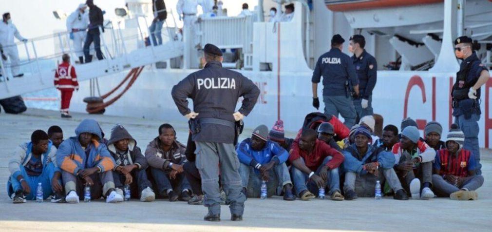 Италия: жесткие меры против нелегальных мигрантов