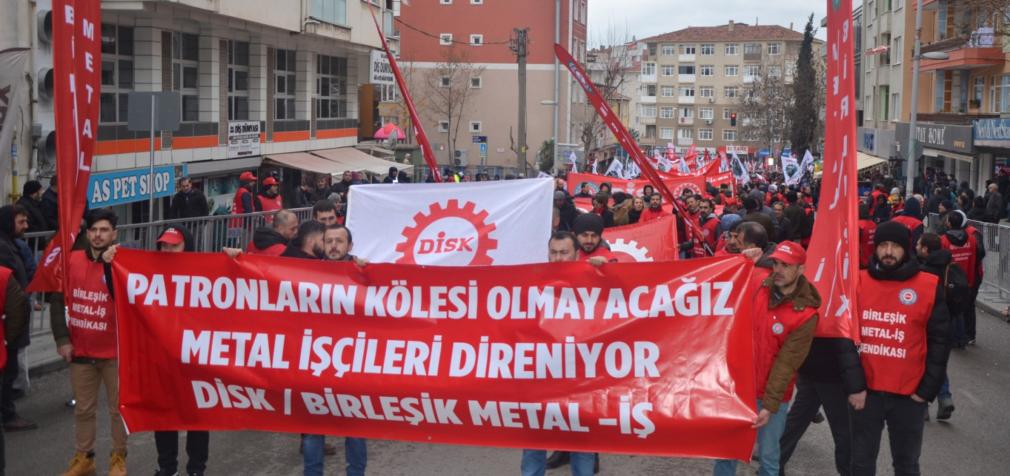 Турция: за членство в профсоюзе – увольнение