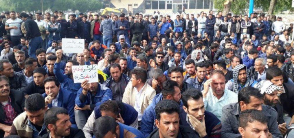 Иран: IUF призывает МОТ помочь в борьбе за выплату долгов по заработной плате голодающим сахарникам Haft Tapeh