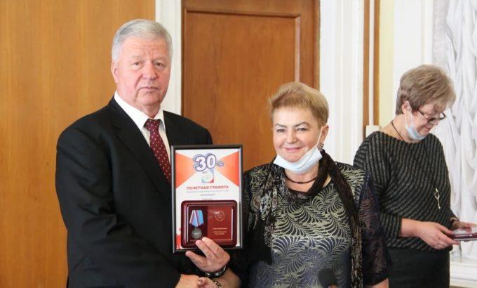 Михаил Шмаков и Мария Гринник