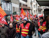 Франция: профсоюзы энергетиков против реструктуризации