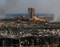 Ливан: профсоюз помог пострадавшим от  взрыва