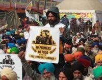 Индия: фермеры идут на Дели
