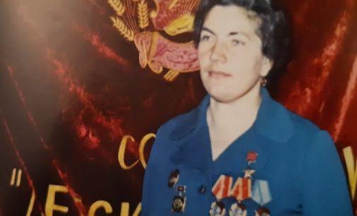 Памяти Валентины Паршиной