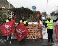 Великобритания: профсоюз отстоял завод