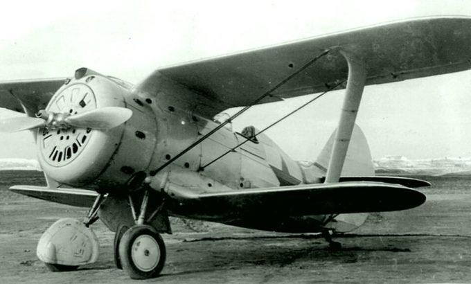 И-153 (Чайка)