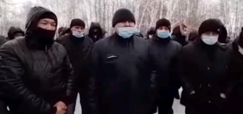 Казахстан: забастовка водителей автобусов