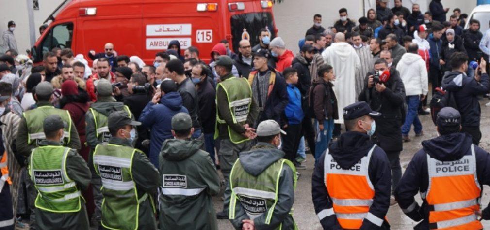 Марокко: гибель рабочих на нелегальной фабрике