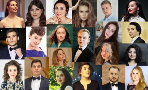 Молодые вокалисты споют в Капелле
