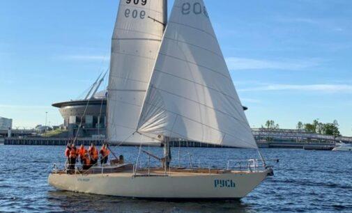 Студенческий яхт-клуб: романтика и работа