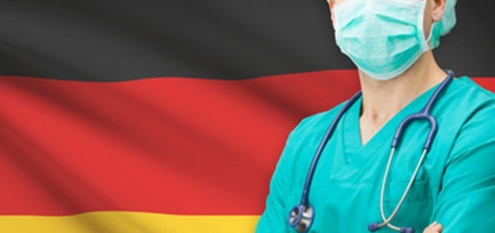 Германия: забастовка берлинских медиков